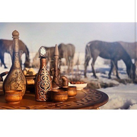 Саумал/Кымыз, Крестьянское хозяйство Сарсебек,  Талгар