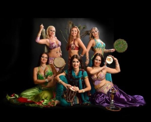 Сказки Востока, Школа арабского танца, Можга