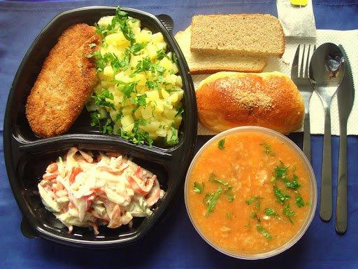 Обеды, На заказ обед с доставкой ,  Талгар