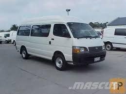 Тойота Hiace, Аренда микроавтобуса,  Талгар