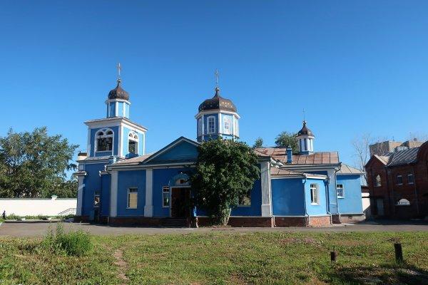 Казанский мужской монастырь,Религиозные объекты,Нижний Тагил