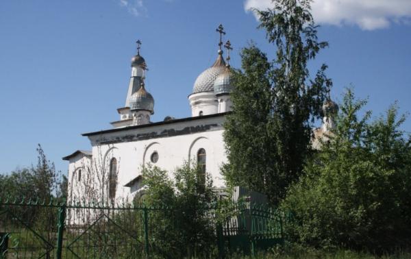 Храм Воскресения Христова,Храм Нижнетагильской епархии Русской православной церкви,Нижний Тагил