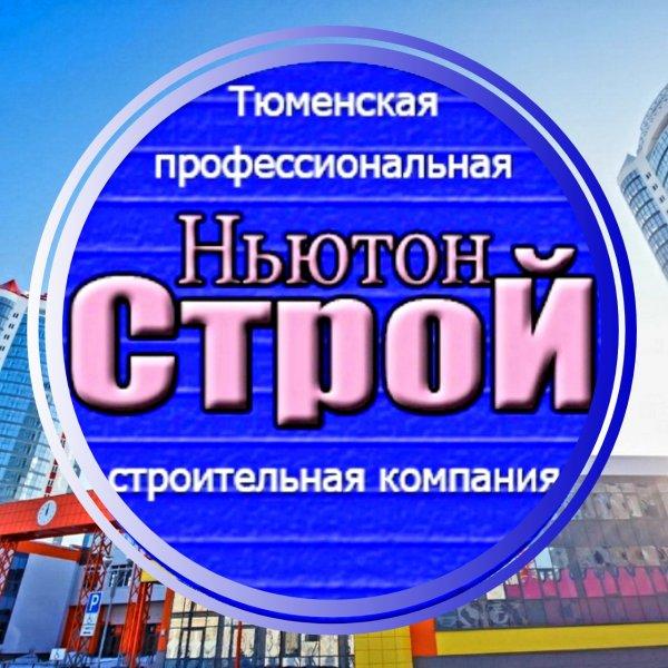 логотип компании Ньютон Строй