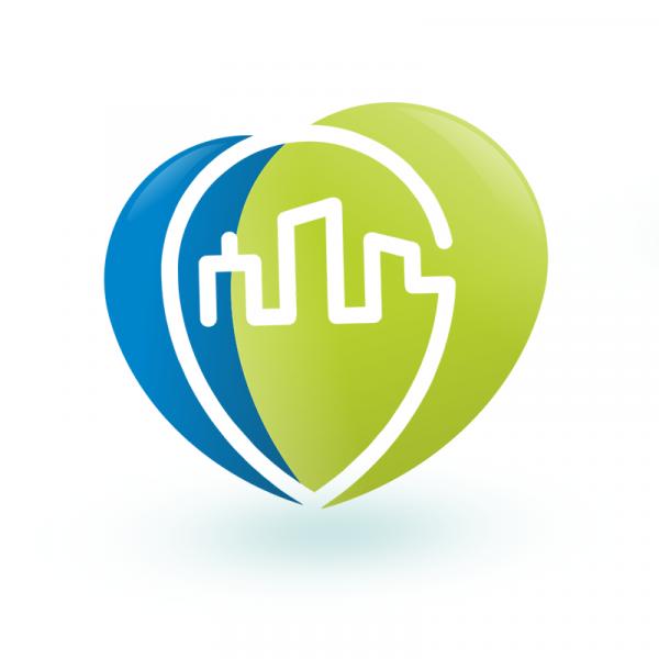 логотип компании Любимый город Владикавказ