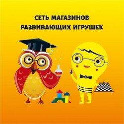 Интеллектик,сеть магазинов развивающих игр,Мурманск