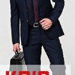 KO`S,магазин мужской одежды повседневного и делового стиля,Мурманск