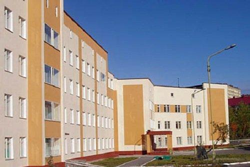 1469 Военно-морской клинический госпиталь,Федеральное государственное казенное учреждение 1469 Военно-морской клинический госпиталь Министерства обороны Российской Федерации,Мурманск