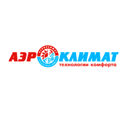 логотип компании Аэроклимат технологии комфорта