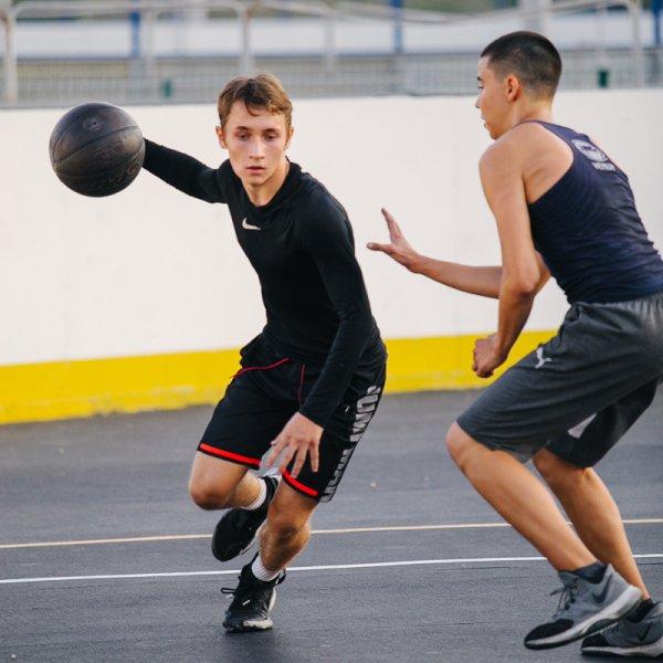 Школа баскетбола, Секция баскетбола,  Степногорск