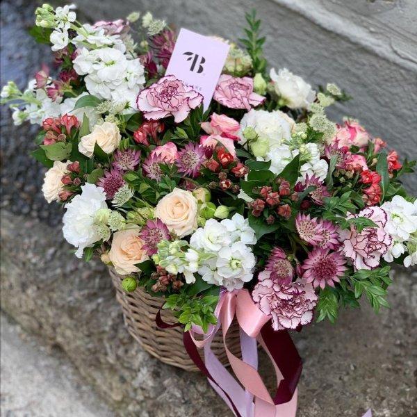 BAZAAR, мастерская флористики и декора, Иркутск