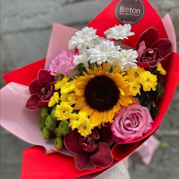 Buton, цветочная мастерская, Иркутск