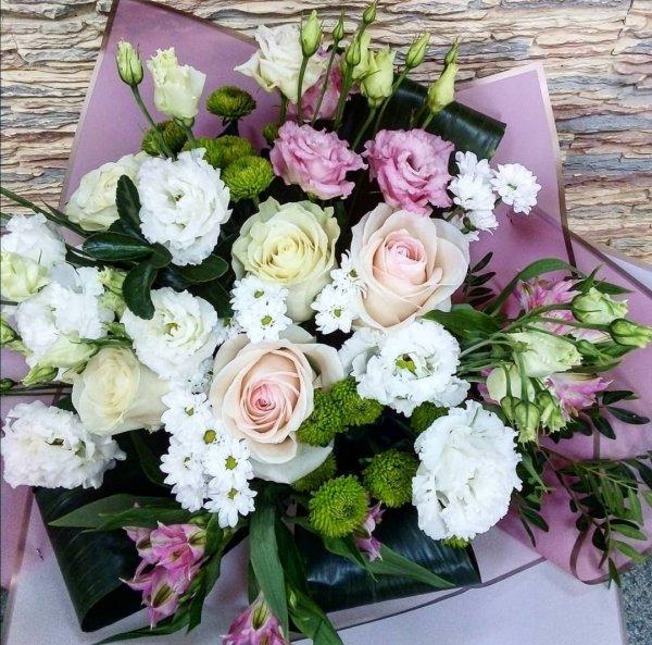 F`lora, салон цветов и подарков, Иркутск