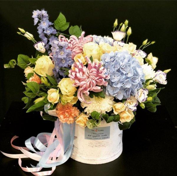 Kate flowers, салон цветов, Иркутск