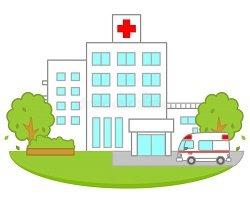 Больничный городок,медицинский центр,Мурманск