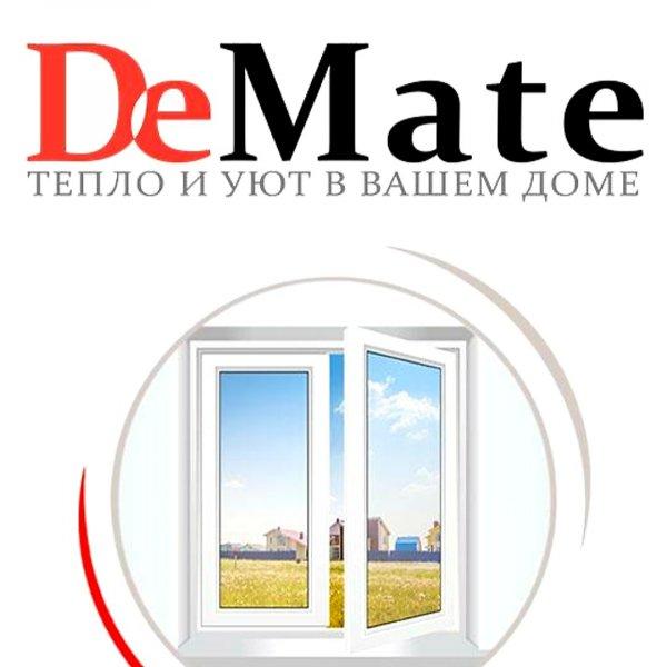 De Mate,Окна, Жалюзи и рулонные шторы, Остекление балконов и лоджий,Тюмень