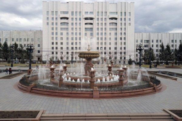 Площадь Ленина,Городская площадь,Хабаровск