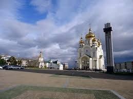 Площадь Славы,Городская площадь,Хабаровск