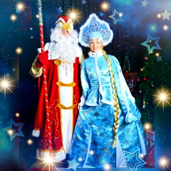 Дед Мороз и Снегурочка,Организация праздников,Тюмень