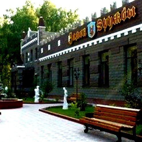 Замок Дружбы,Ресторан, Кафе,Тюмень