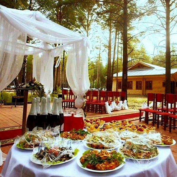 Лесной,Ресторан, Дом отдыха,Тюмень
