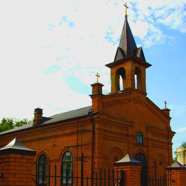Католическая церковь,Костёл,Тюмень