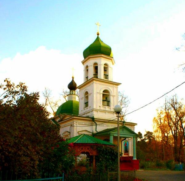 Храм Трех Святителей,Православный храм,Тюмень