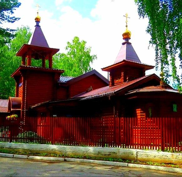 Храм Рождества Пресвятой Богородицы,Православный храм,Тюмень