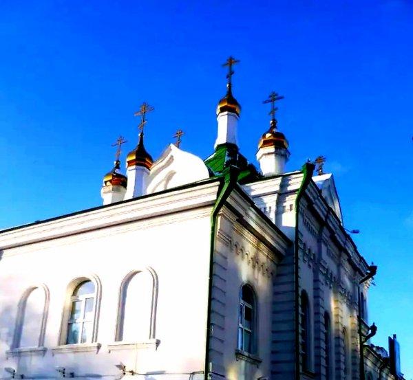 Храм святого праведного Симеона Богоприимца,Православный храм, Религиозное объединение,Духовно-просветительский центр,Тюмень