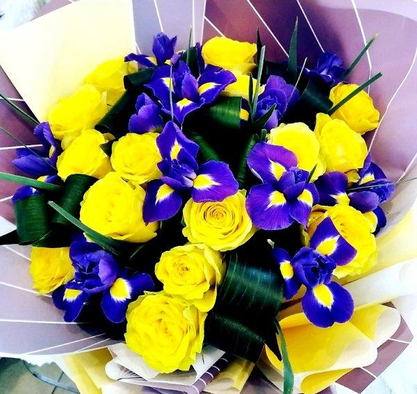 Цветочный склад-магазин,Магазин цветов, Доставка цветов и букетов, Садовый центр,Тюмень