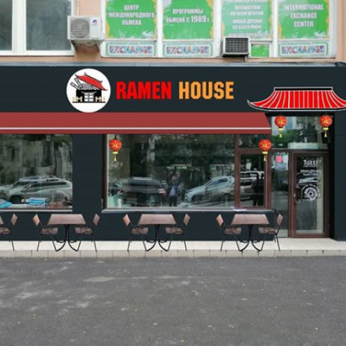 Ramen House,кафе,Алматы