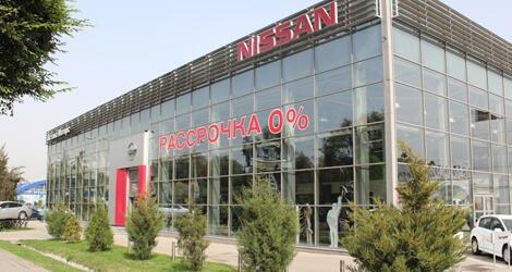 Eurasia Motor Almaty Nissan, автоцентр,Оригинальные запасные части для Nissan!,Алматы