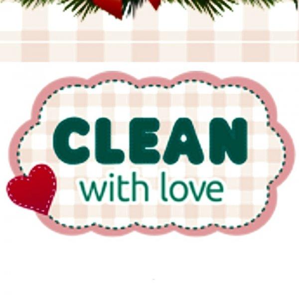 Clean with love,Клининговые услуги, Химчистка,Тюмень
