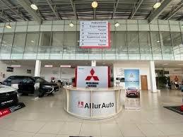 Mitsubishi Центр Юг Allur Auto, автоцентр,официальный дилер Mitsubishi,Алматы