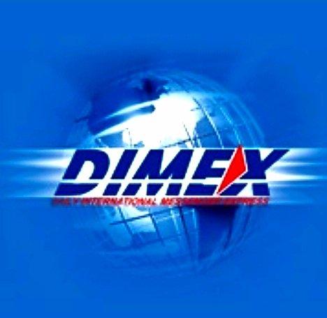 Dimex,Курьерские услуги, Грузовые авиаперевозки,Тюмень