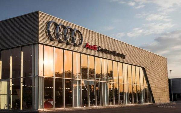 Audi Centre Almaty,Продажа легковых автомобилей,Алматы