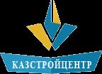 логотип компании Казстройцентр