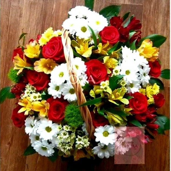 Виола,Магазин цветов,Тюмень