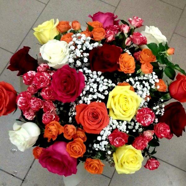 Карнавал люкс,Магазин цветов, Доставка цветов и букетов,Тюмень