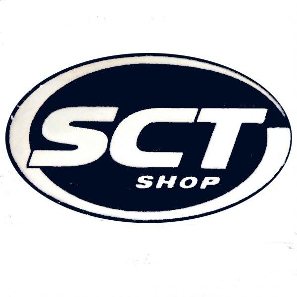 логотип компании SCT SHOP Фирменный магазин