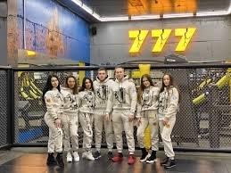 777 Fight club & Gym,бойцовский клуб,Алматы