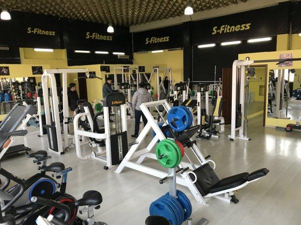 S-Fitness,фитнес-клуб,Алматы