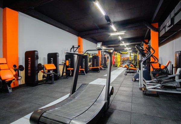 100% Fitness Gym,тренажерный зал,Алматы