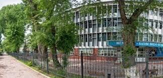Республиканская средняя школа-интернат для одаренных детей им. Абая,,Алматы