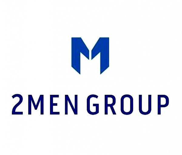 логотип компании 2мен Групп Девелопмент