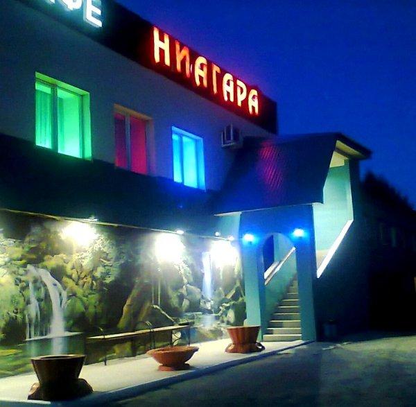 Кафе Ниагара,Кафе,Тюмень