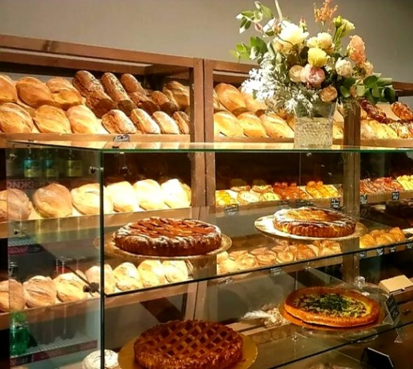 Пекарня,Булочная, пекарня, Кафе,Тюмень