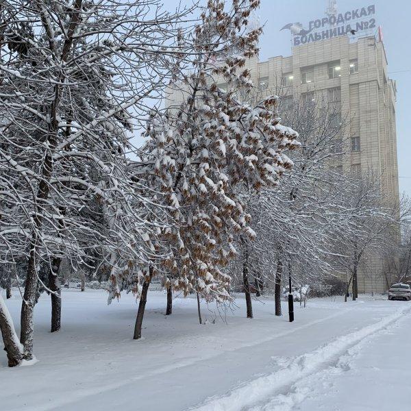 Городская больница №2,Городская больница,Магнитогорск