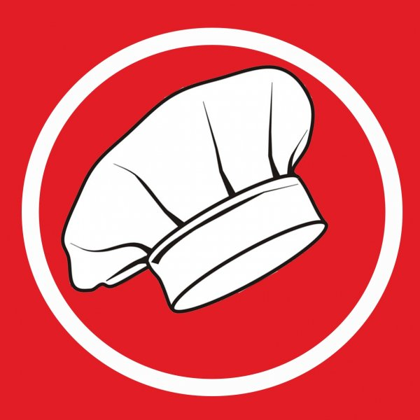 логотип компании Галушка