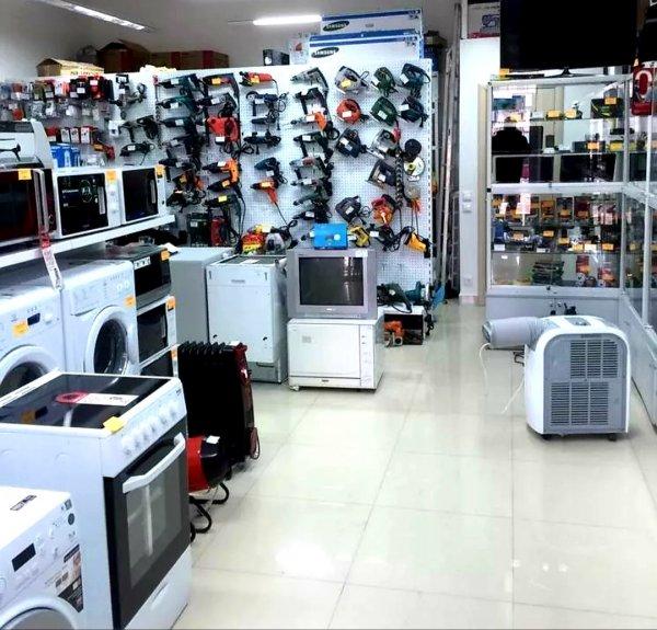 Техно-Сеть,Магазин бытовой техники, Комиссионный магазин,Тюмень