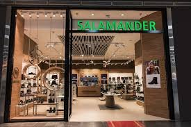 Salamander, магазин обуви,  Алматы